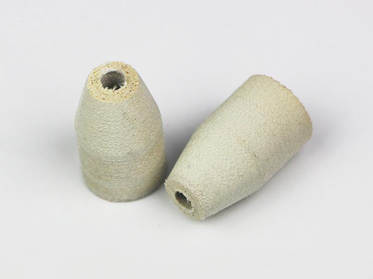锥形纤维剥漆轮