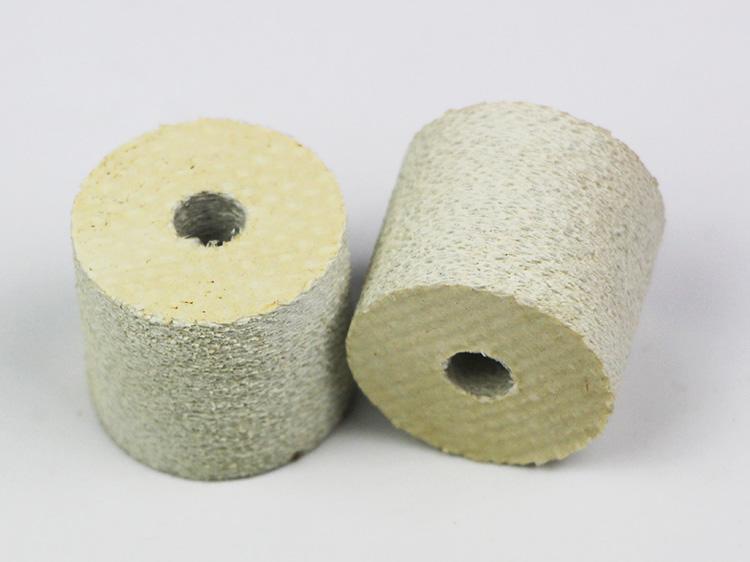 圆柱剥漆纤维轮